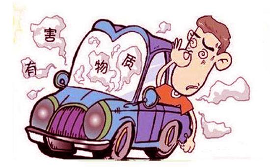 车内甲醛检测